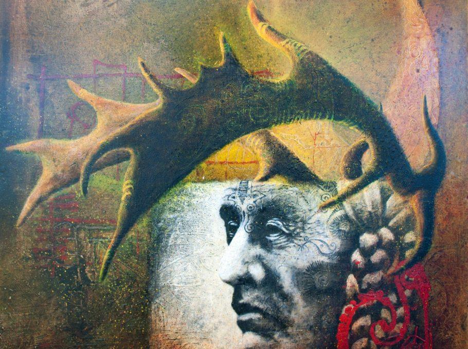 Hans Spinnler - Pagan parts