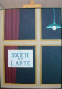 ronald coffie société de l'arte