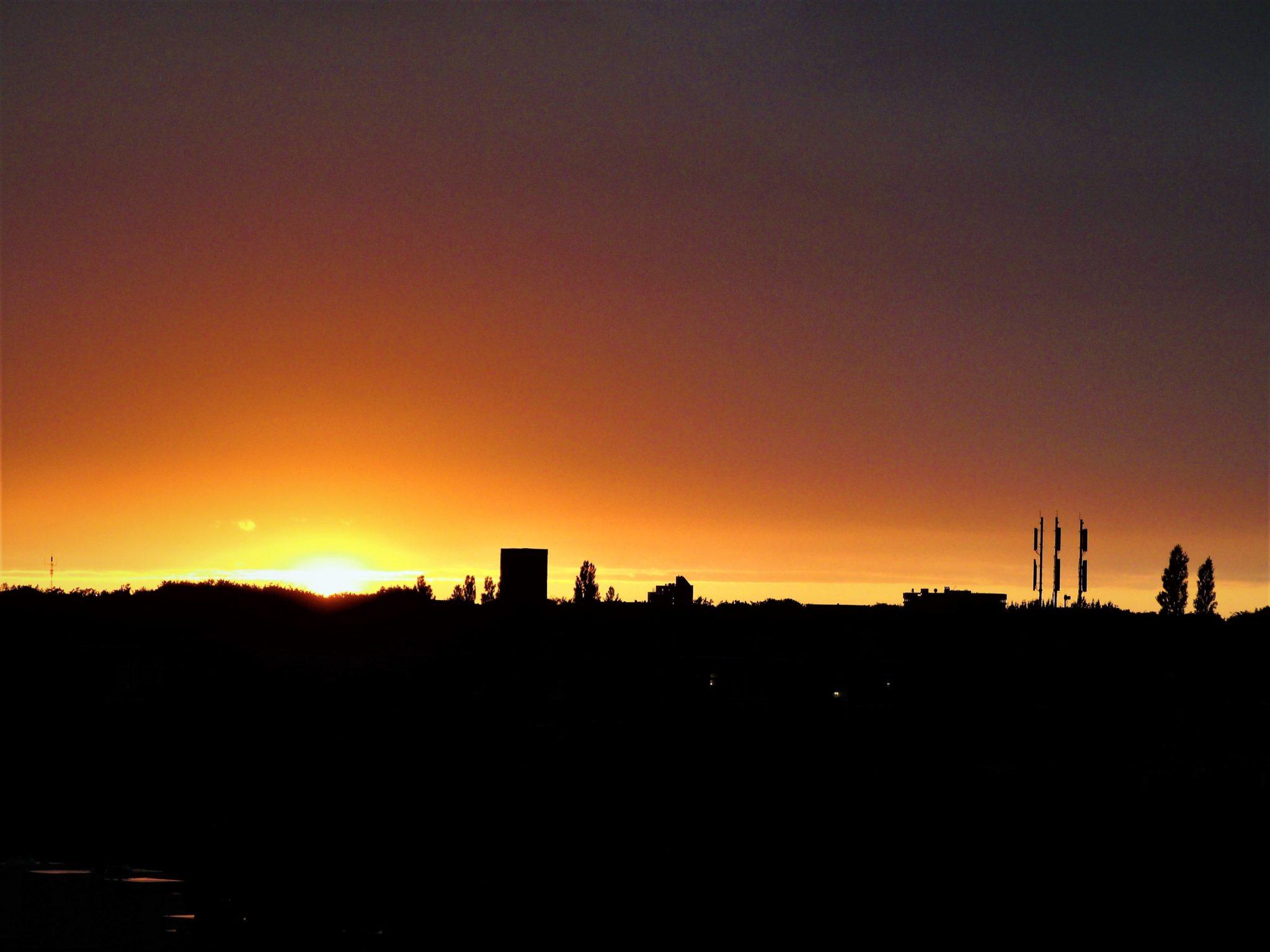 hubertine langemeijer zonsondergang