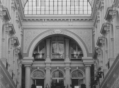 Gilbert Verhoeven: Passage in Den Haag galerie lookatie364 kunstpost den haag mariahoeve kunst fotografie