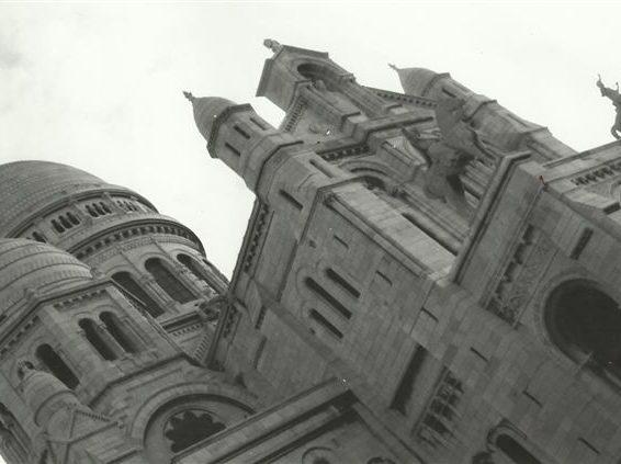Gilbert Verhoeven: Sacre Coeur LOOkatie364 kunstpost den haag mariahoeve kunst fotografie galerie