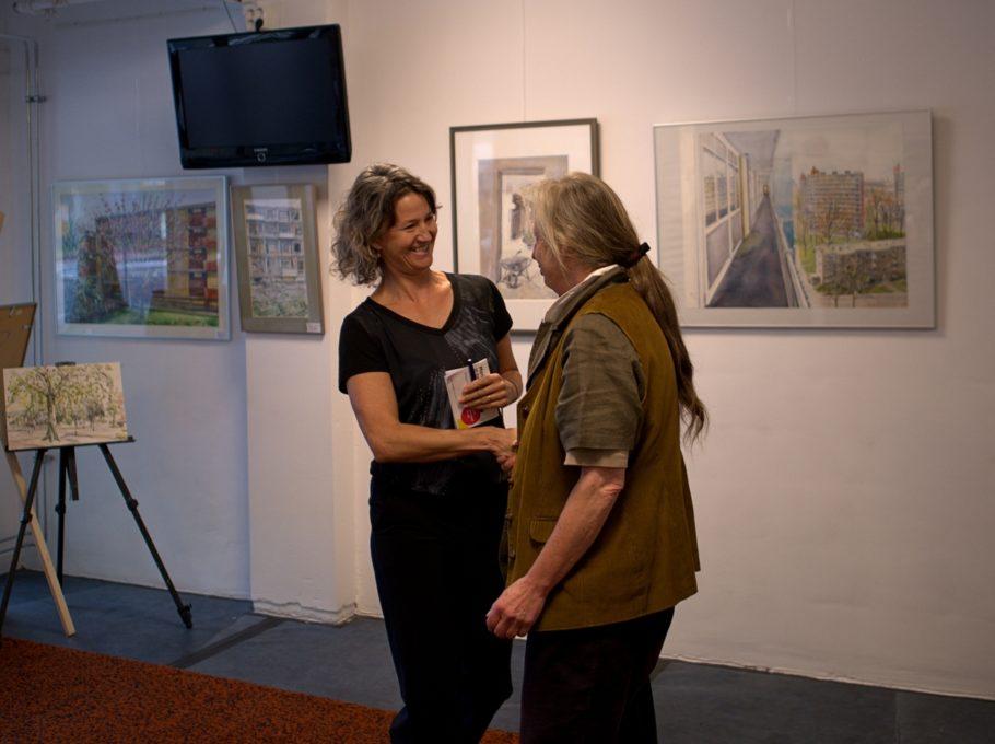 2018 opening expo anneloes groot lookatie364 marcel bourret kunstpost (13)