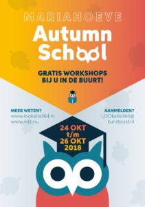 Autumn School mariahoeve 2018 kunstpost lookatie364 den haag